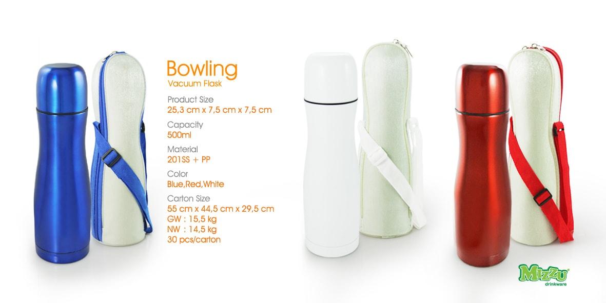 Termos Bowling Vacuum Flask