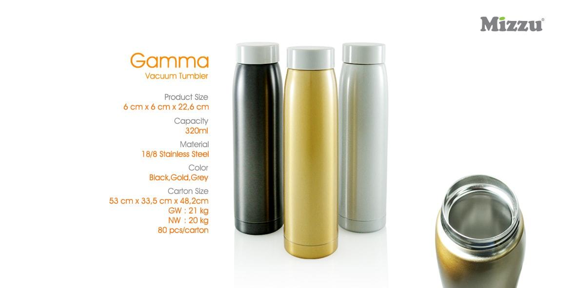 Botol Minum Gamma