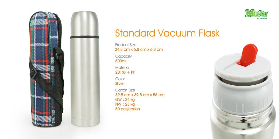 Termos Promosi - Standard Vacuum Flask