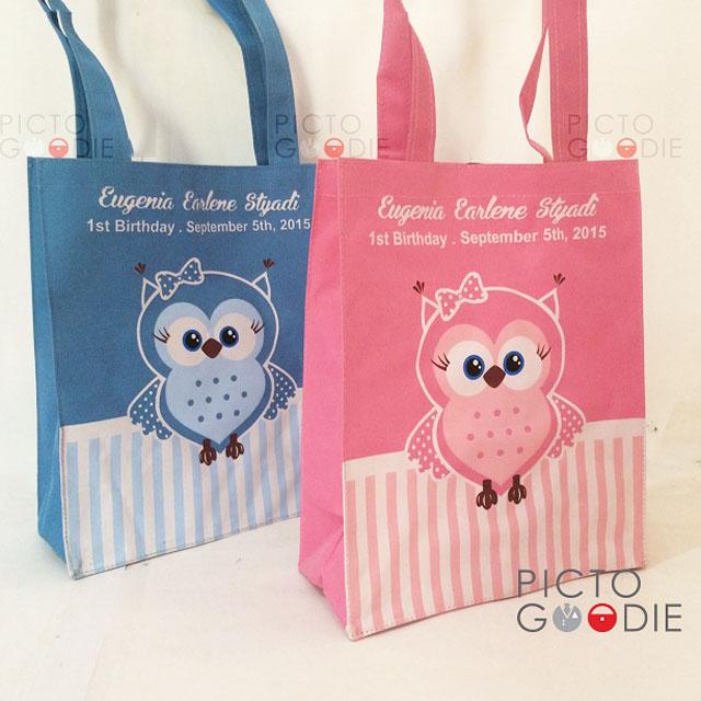 Tas Goodie - Owl Theme