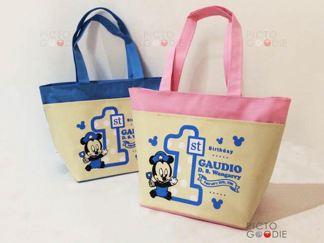 Tas Jinjing Anak - Baby Mickey