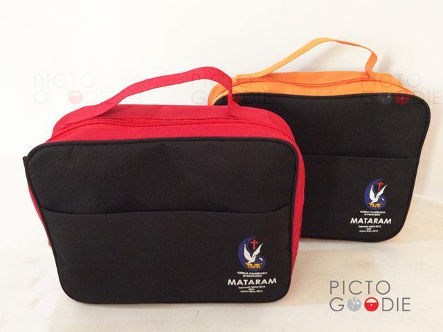 Souvenir Tas Kosmetik - Goodie Bag