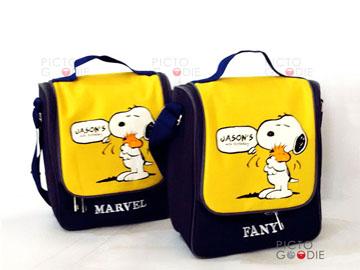 Tas Lunch Bag Anak Berdiri