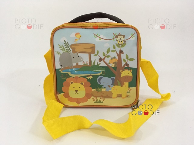 Tas Lunch Bag - Safari