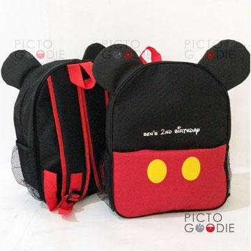 Tas Ransel - Mickey