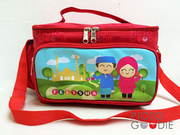Tas Lunch Bag - 2 Ruang