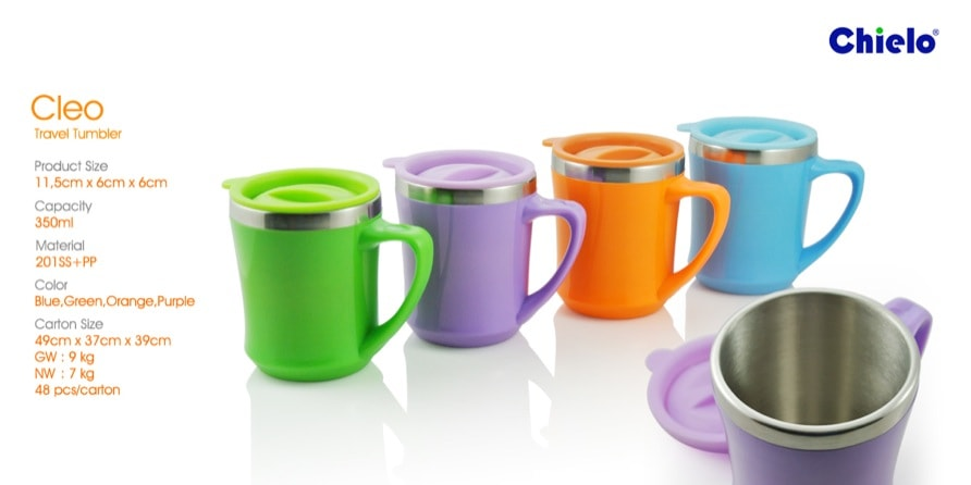 Mug Cleo - Stainless
