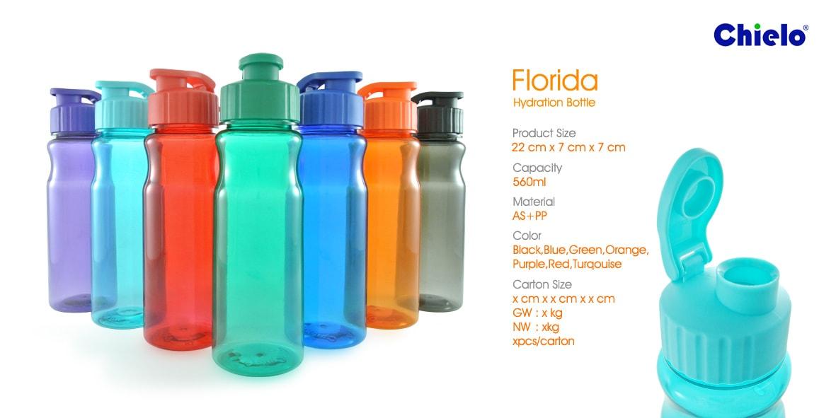 Tumbler Plastik - Florida - Murah