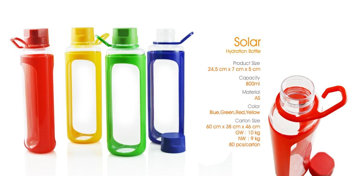 Solar Tumbler