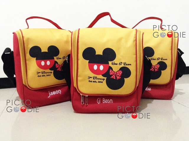 Lunch Box - Mickey Minnie