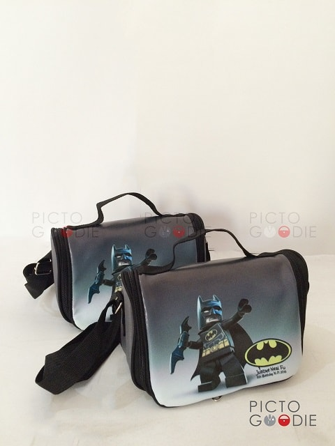 Tas Compartment - Batman Theme