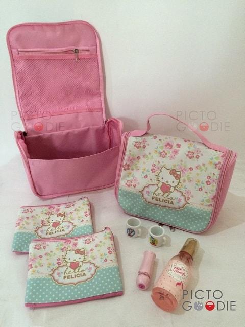 Tas Compartment - Hello Kitty theme
