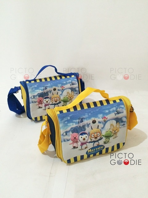 Tas Compartment - Pororo Theme