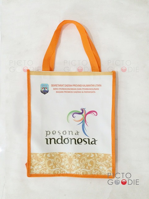 Tas Goodie Printing - Wonderful Indonesia