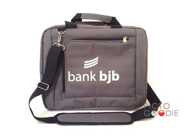 Tas Laptop - Selempang - Bank BJB - Jawa Barat