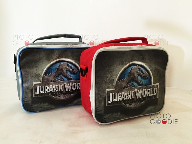 Tas Lunch Bag Anak - Jurassic World