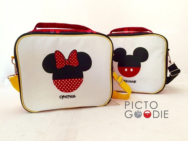 Tas Lunch Bag Anak - Mickey