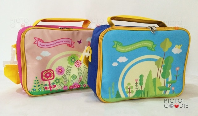 Tas Lunch Bag Anak - Scenery