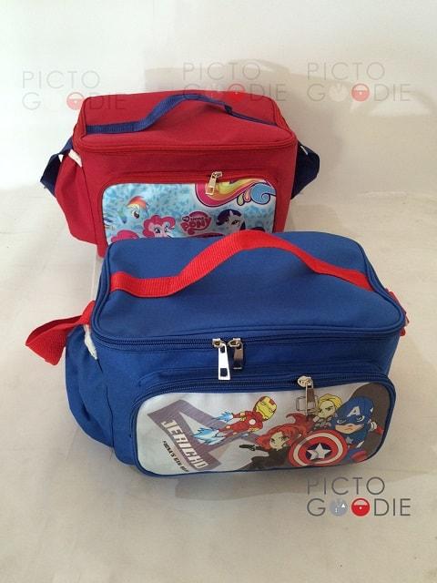 Tas Lunch Bag Besar - Avenger