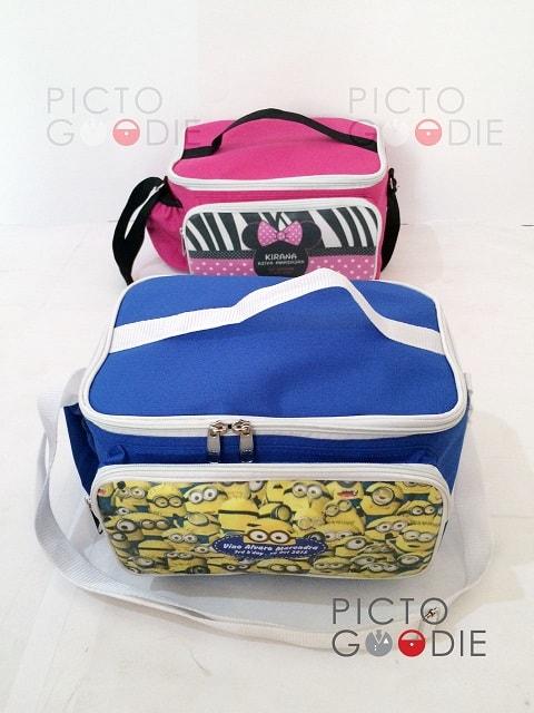 Tas Lunch Bag Besar - Minion