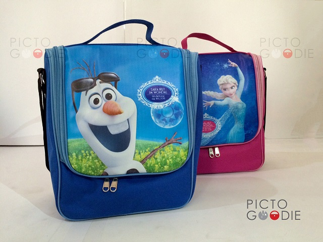 Tas Lunch Bag - Frozen Olaf Theme
