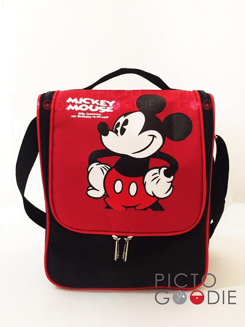 Tas Lunch Bag - Mickey Mouse