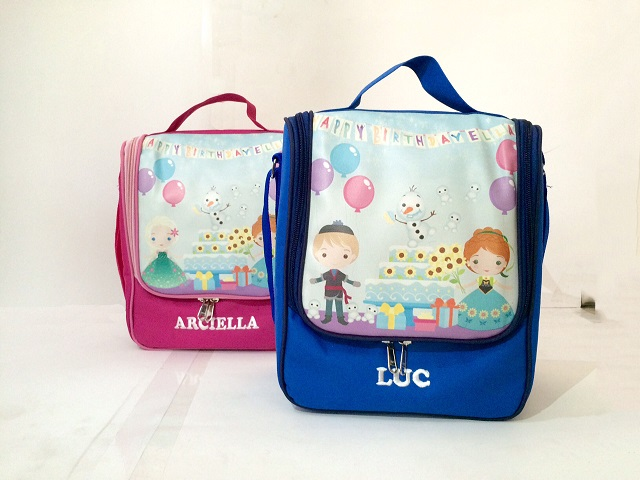 Tas Lunch Bag - Prince & Princess Theme