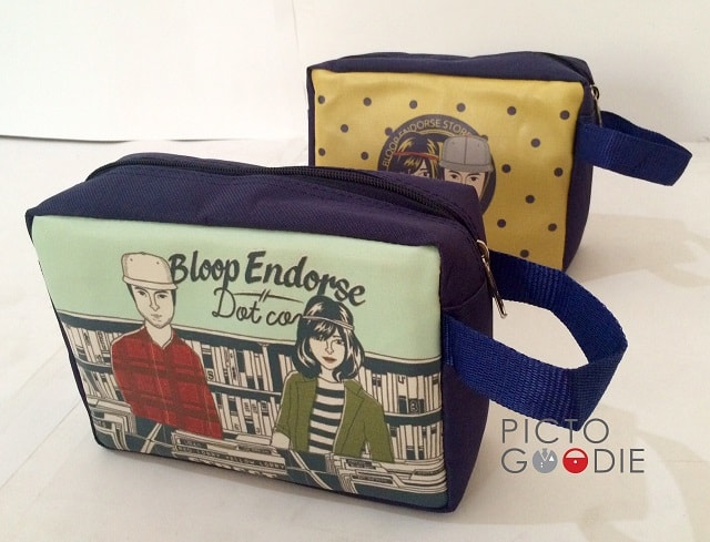 Tas Pouch - Bloop Endorse