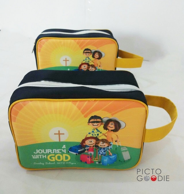 Tas Pouch - Church Theme