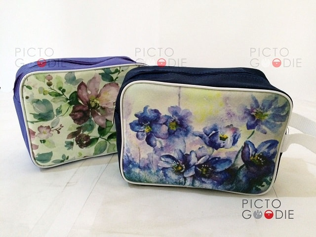 Tas Pouch - Flower Theme