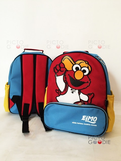 Tas Ransel 4 Ruang - Elmo A