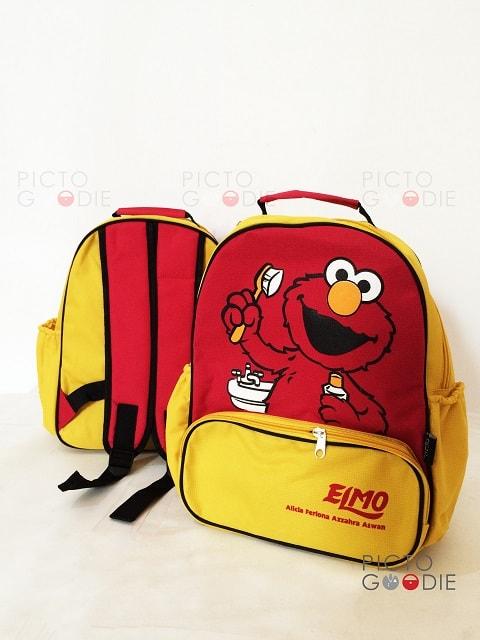 Tas Ransel 4 Ruang - Elmo B