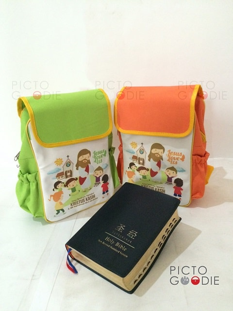 Tas Ransel - Sunday School Theme