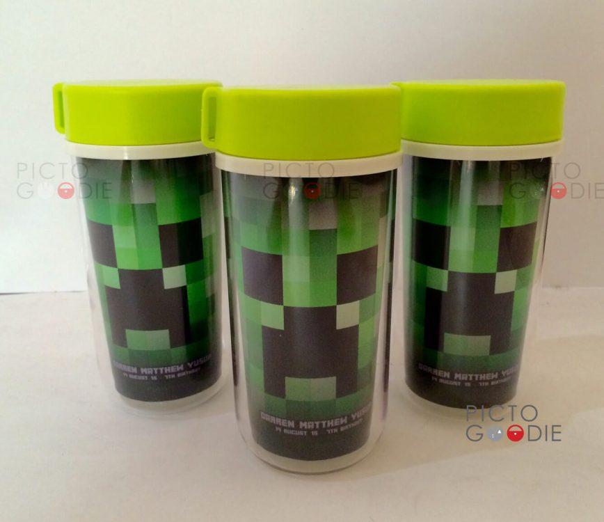 Tumbler Insert Malibu - Minecraft