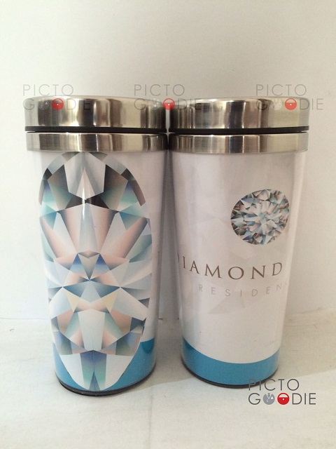 Tumbler Insert Stainless Steel - Diamond Park