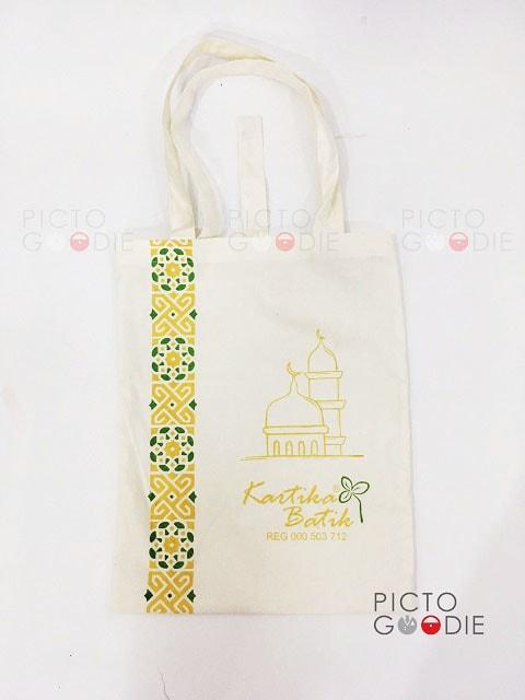 Tas Jinjing Blacu - Kartika Batik