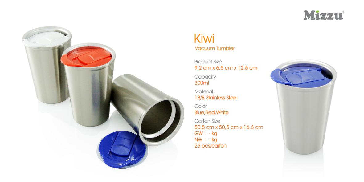 Kiwi Vacuum Tumbler