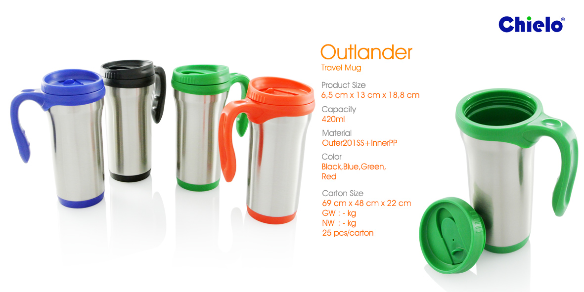Outlander Travel Mug