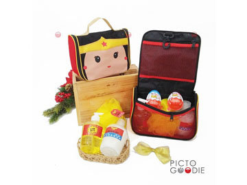 Tas Toiletries Anak | Souvenir Anak