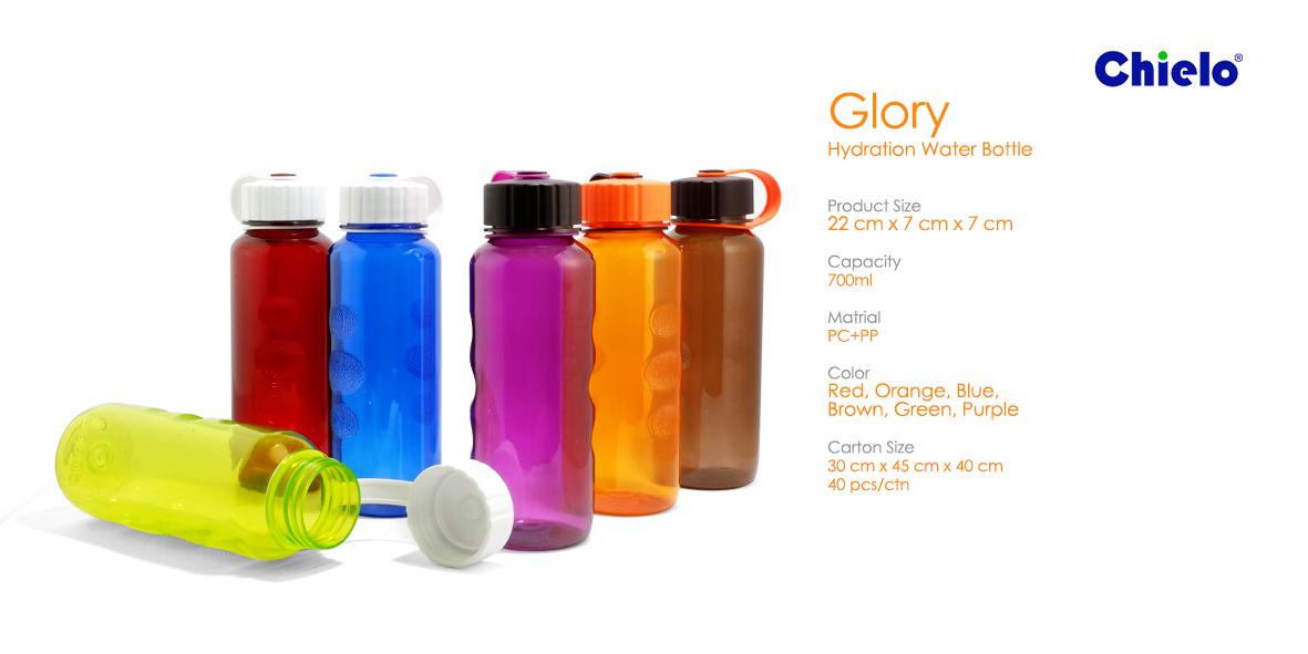 Glory Hydration Botol Plastik Murah