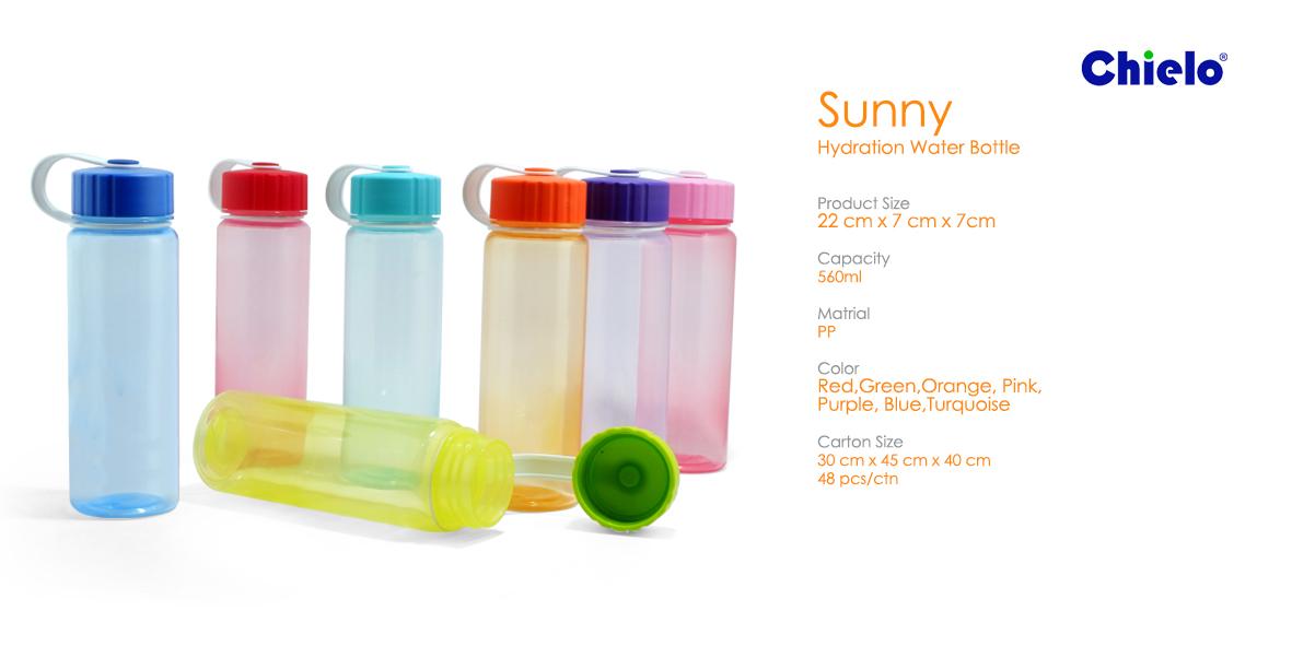 Sunny Hydration Botol Plastik Murah