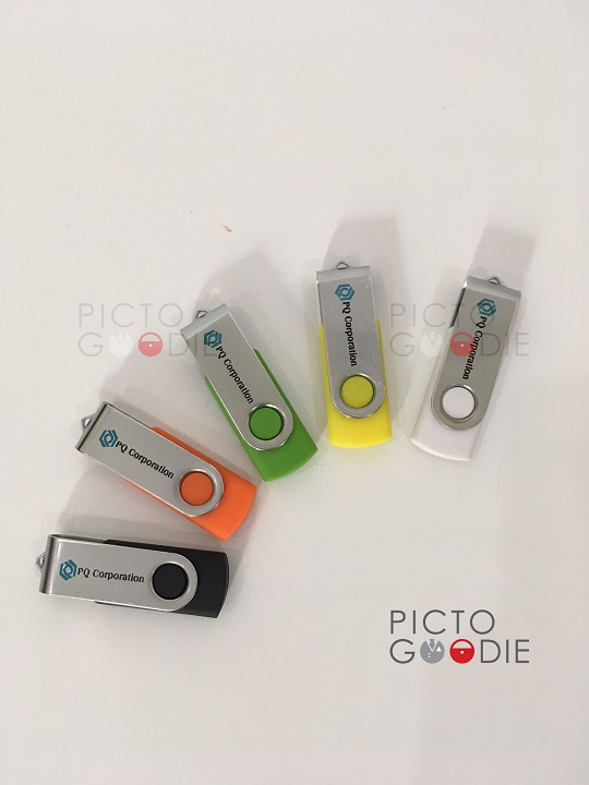 Contoh Flashdisk Swivel - PQ Corp
