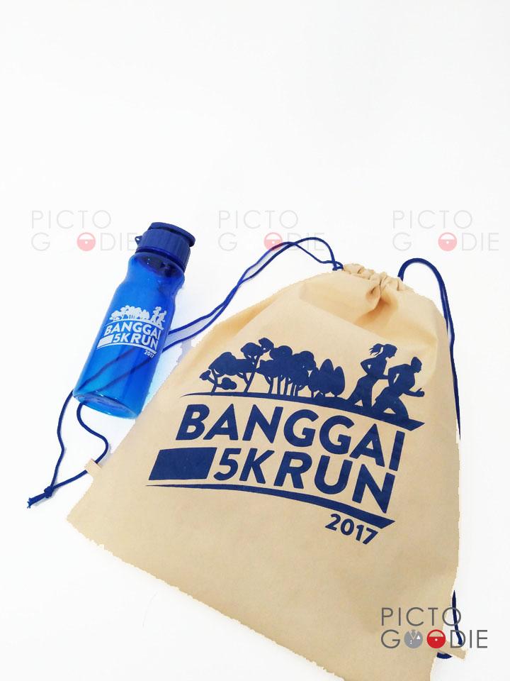 Ransel Spunbond Serut - 5K Run - Bali Denpasar