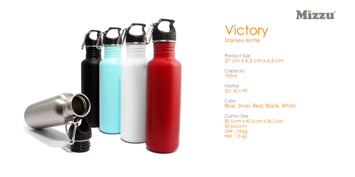 Victory Botol Stainless Steel