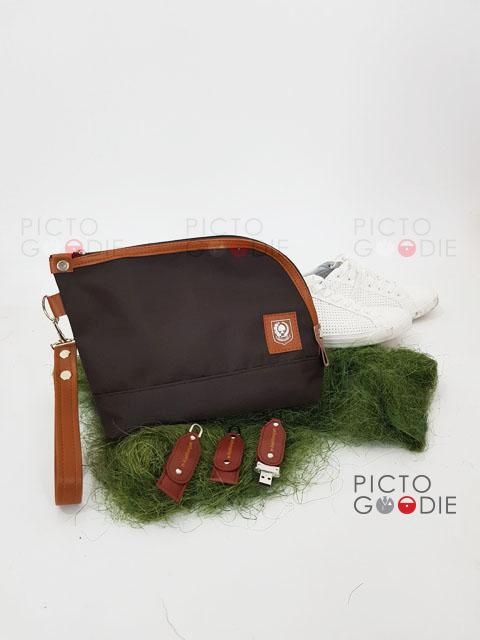 Souvenir Pouch Tali Pegangan Jakarta - Kemendag
