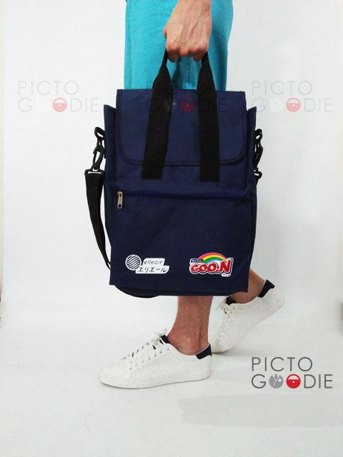 Tas Goodie Bag Jakarta - GooN - PT Elleair