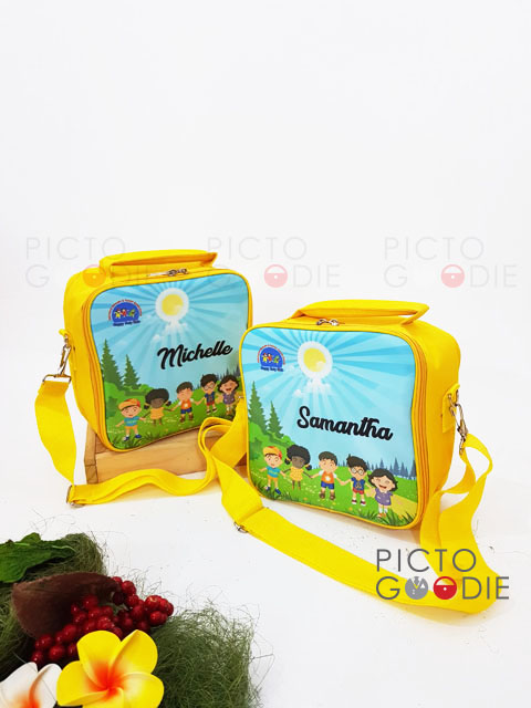 Tas Lunch Bag Balikpapan - Happy Holy Kids