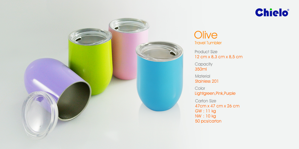 Olive Mug Tumbler