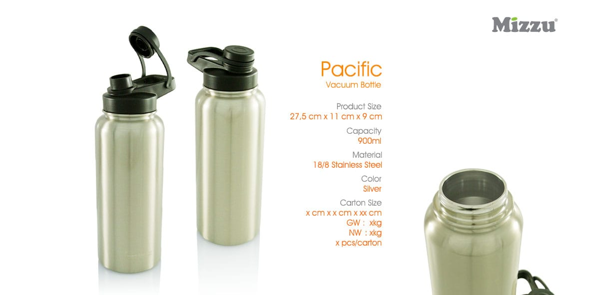 Pacific Vacuum Bottle - Termos