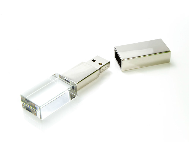 Flashdisk Crystal - FDSPC26